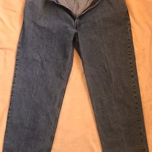 LEVIS STRAUSS 550 JEANS RELAXED FIT